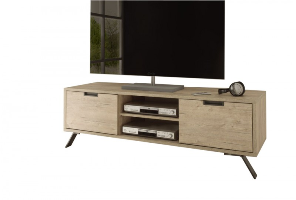 Tv Meubel Design Eiken.Benvenuto Design Palma Tv Meubel Eiken