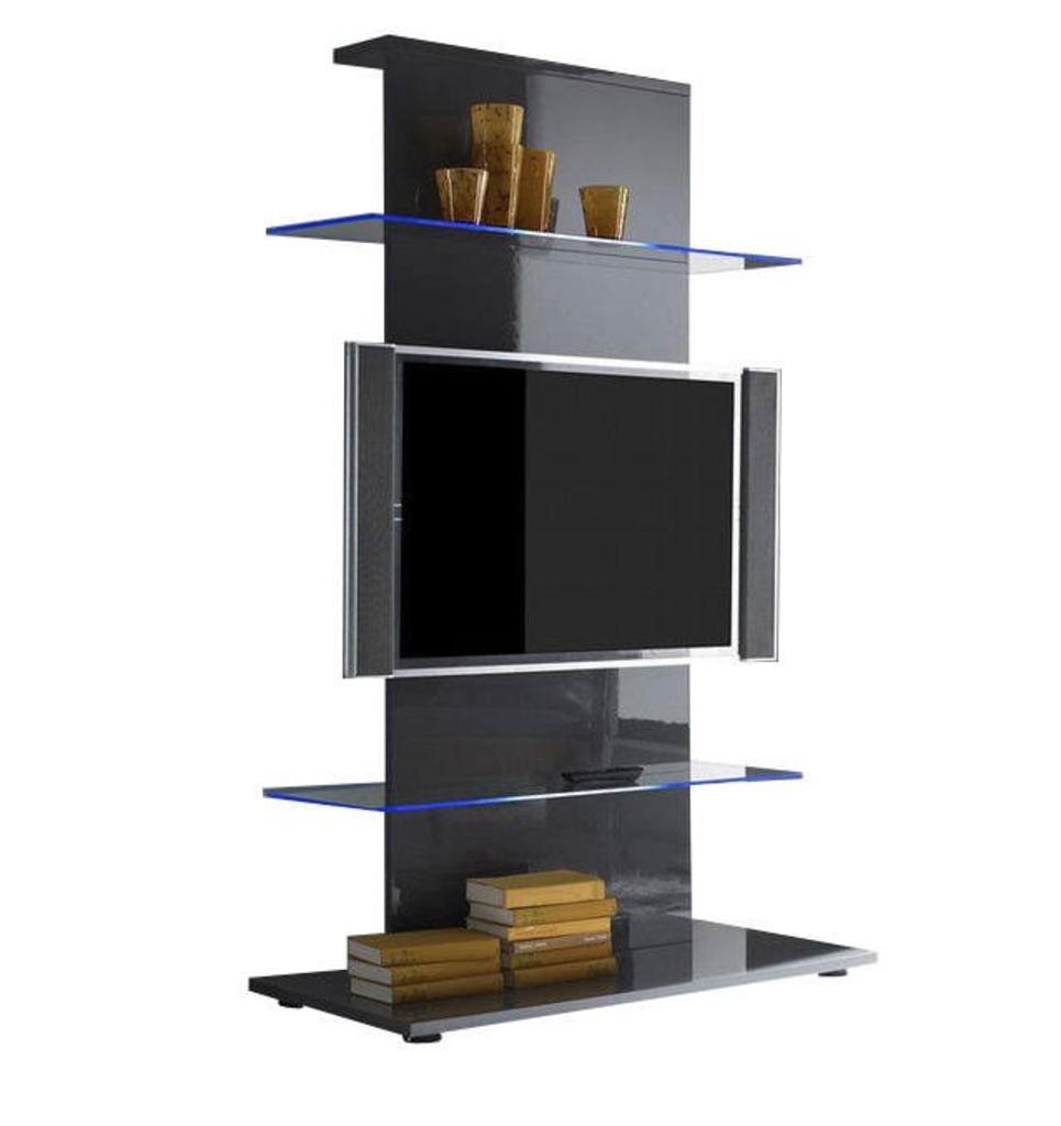 Davidi design: benvenuto design primo tv meubel hg grijs beugel ...