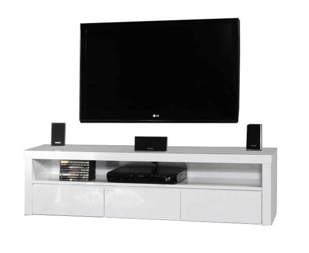 Davidi design davidi design bronx tv wandmeubel van davidi design tv kast - Meubilair tv industrie ...