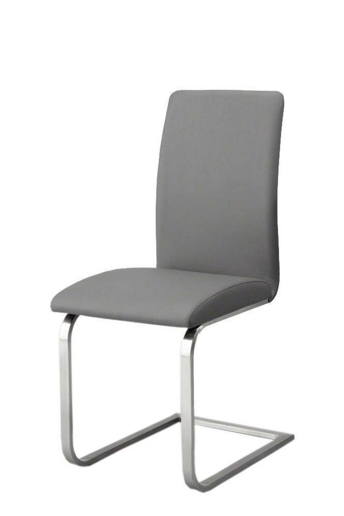 Davidi design davidi design felien eetkamerstoel grijs 2x van davidi design eetkamer meubels - Meubilair van binnenkomst grijs ...