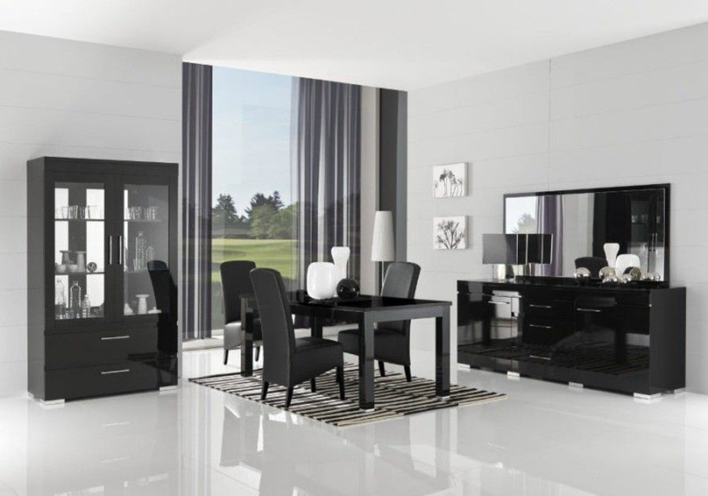 davidi design davidi design gilda dressoir met spiegel hg. Black Bedroom Furniture Sets. Home Design Ideas