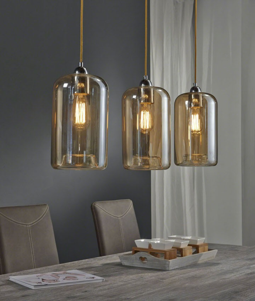 Hanglamp woonkamer idee: woonkamer lamp idee lange tv kast voor ...
