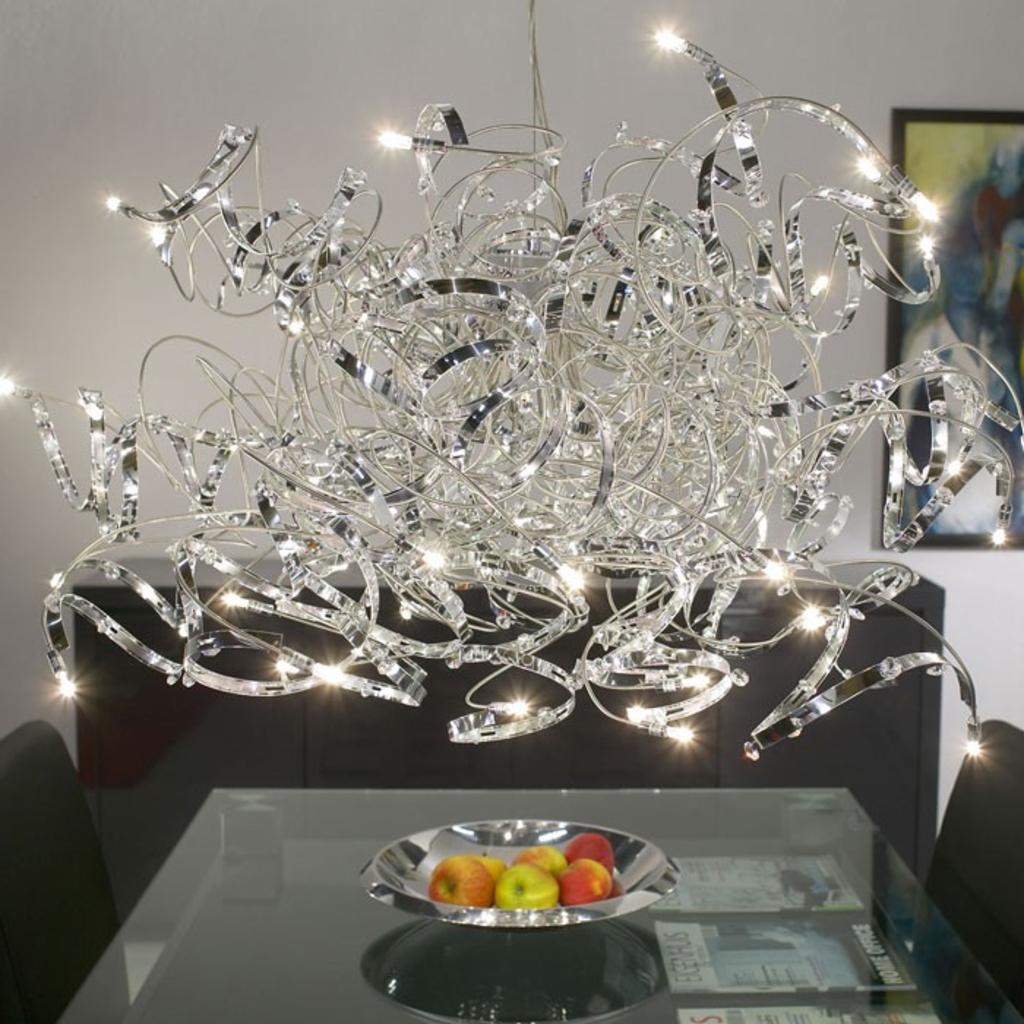 Lampen keukentafel decor - Deco eetkamer design ...