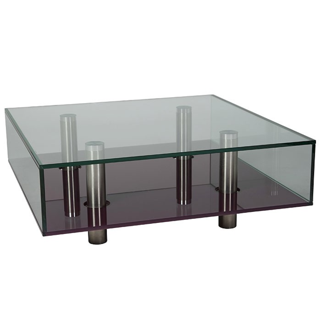 Davidi design davidi design salontafel vierkant met for Salontafel vierkant