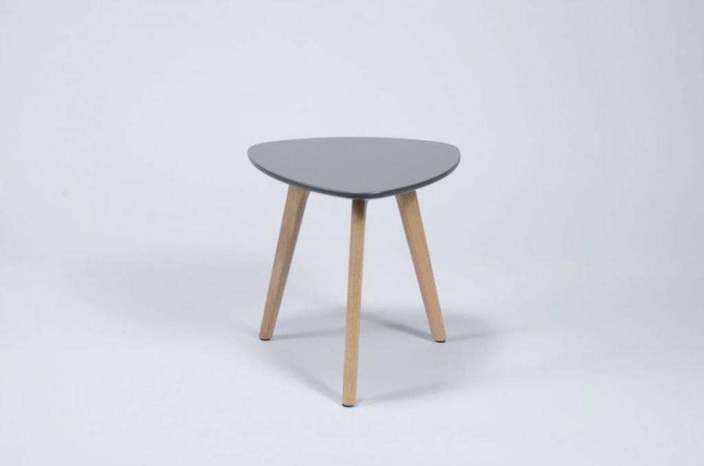 Davidi design davidi design trema bijzettafel grijs van davidi design woonkamer meubilair - Meubilair van binnenkomst grijs ...