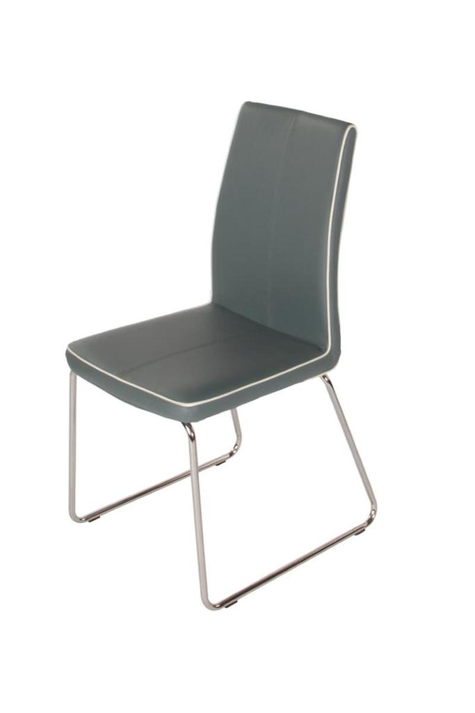 Davidi design eetkamerstoel lara grijs van davidi design eetkamer meubilair - Meubilair van binnenkomst grijs ...