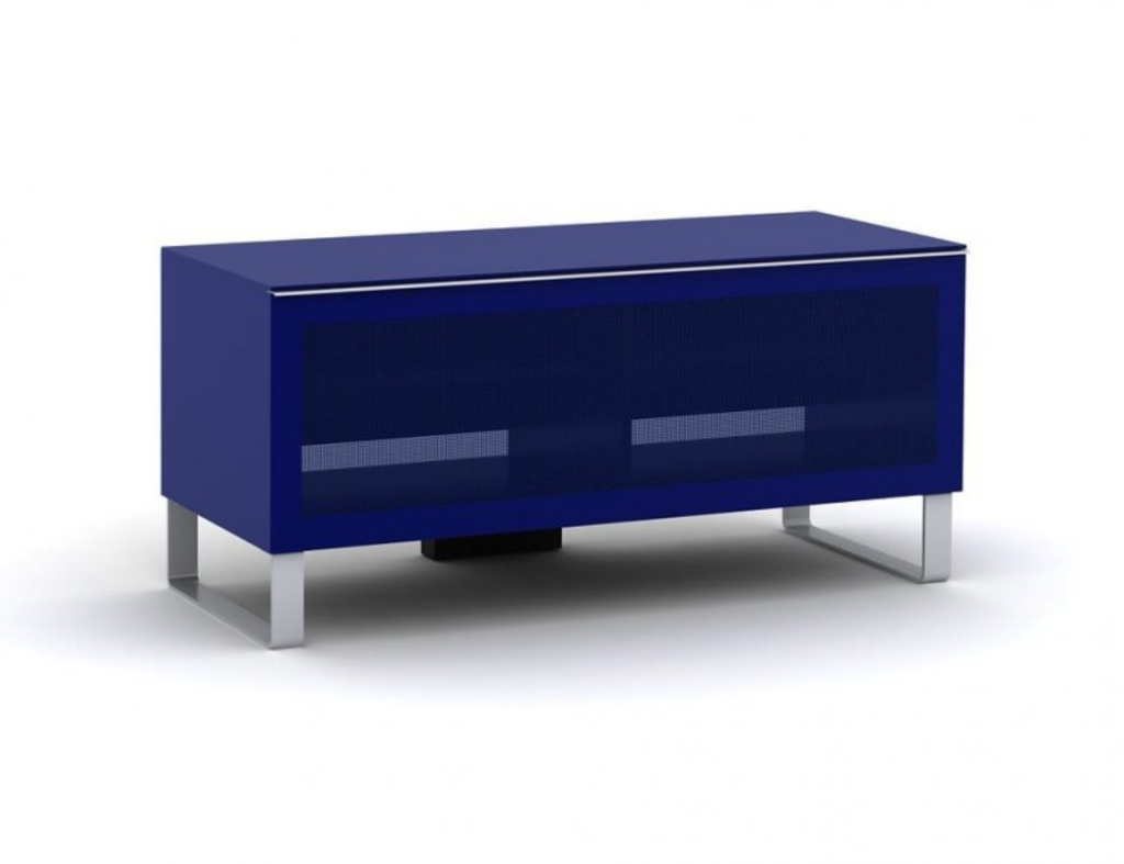 Davidi design elmob exclusive small tv meubel donkerblauw van elmob woonkamer meubilair - Meubilair tv industrie ...
