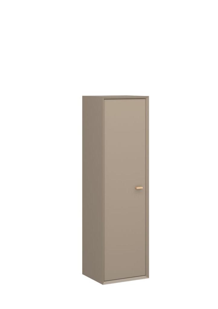 Davidi design germania calvi kolomkast zwevend grijs van germania boekenkasten meubilair - Grijs meubilair ...