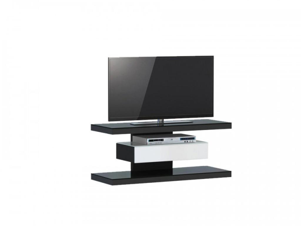 davidi design jahnke moebel sl 610 tv meubel zwart wit van jahnke moebel tv kast. Black Bedroom Furniture Sets. Home Design Ideas