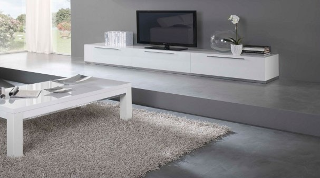 Davidi Design Laag Tv Wandmeubel Aldo