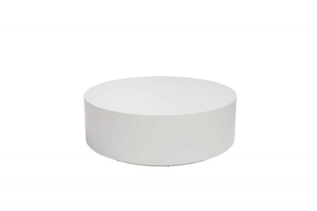 Witte Ronde Salon Tafel.Davidi Design Salontafel Cindy Hoogglans Wit