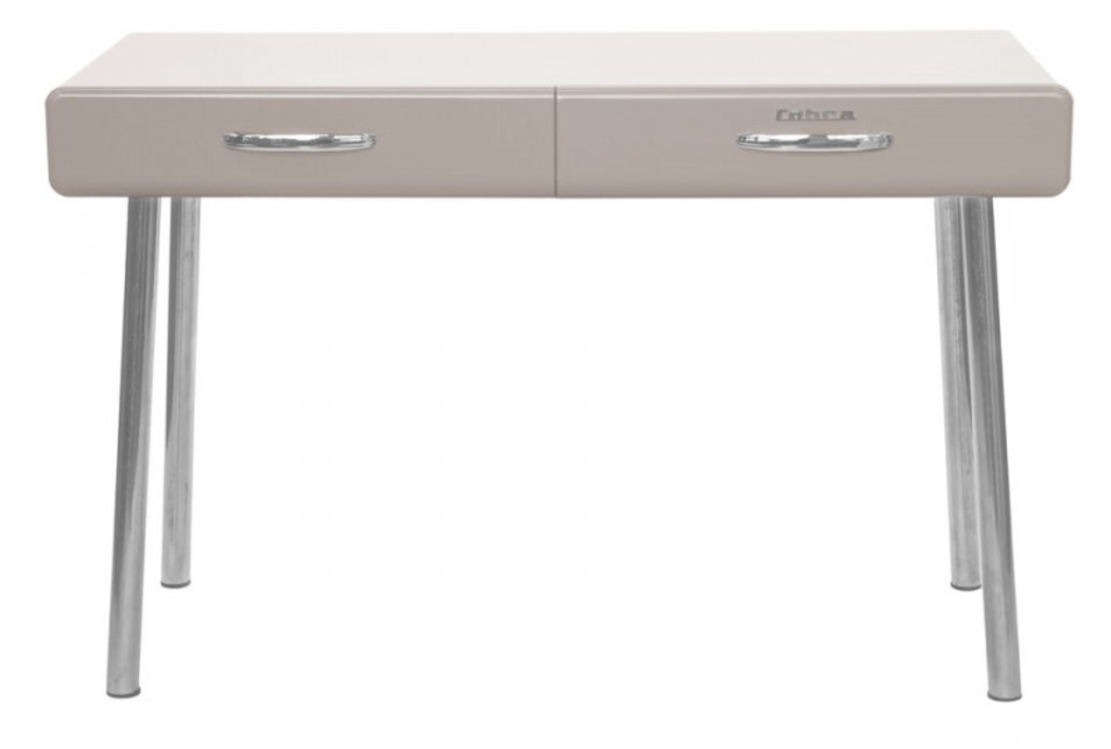 Davidi design sixtens cobra laptoptafel warm grijs van sixtens werkkamer for Warm grijs