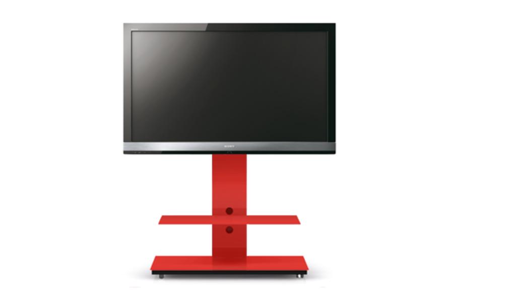 Tv Meubel Rood : Elmob exclusive small tv meubel rood kopen bij furnea